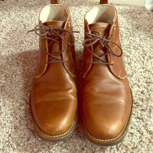 An Original Penguin - Monty Chukka - Tan Boots